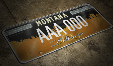License Plate Designs and Fees - Montana Department of Justice